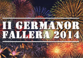 Germanor Fallera, 2014.