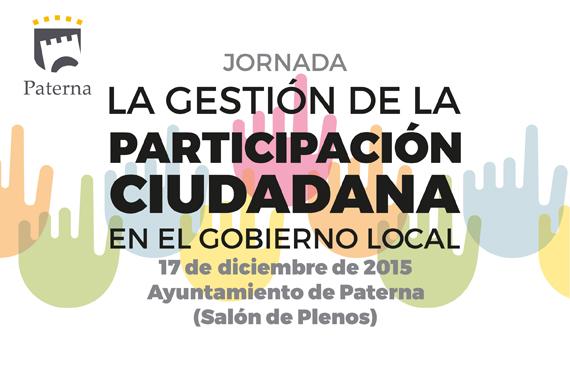 Jornadas sobre la Gestión de la Participación Ciudadana en el Gobierno Local
