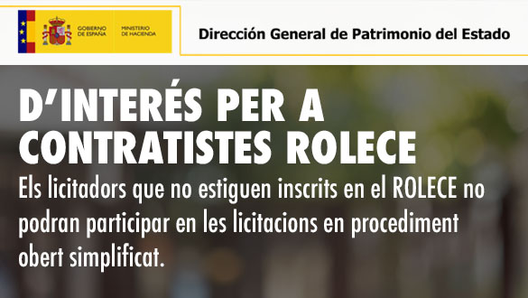 Contratistes ROLECE