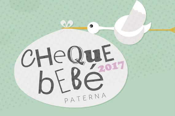 Cheque-Bebé Paterna 2017