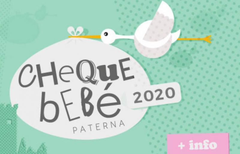 Cheque-Bebé Paterna 2020